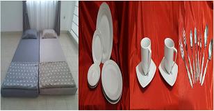Sewa Microwave dan rental Alat Rumah Tangga