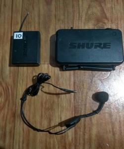 Sewa Headset Microphne