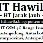 Tempat Jasa Sewa HT GSM Rental Handy Talky 4G Jakarta