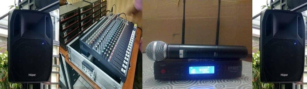 Sewa Speaker Portable Jakarta Timur